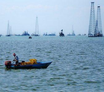 Lago Efervescente II: Los barriles blancos también cuentan